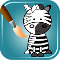 Kids Coloring Games icon