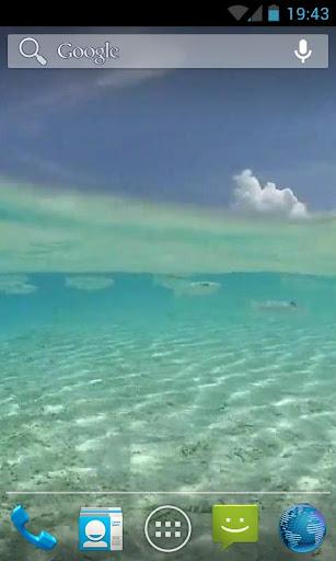 Underwater Live Wallpaper HD 2
