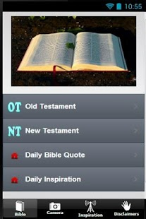Holy Bible NIV version