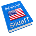 SlideIT English Dvorak Pack icon