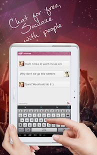 Waplog Chat Dating Meet Friend - screenshot thumbnail