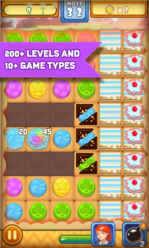 Candy Pop - screenshot