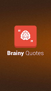 Brainy Quotes Adorable Brainy Quotes  Android Apps On Google Play