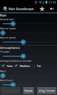 Rain Soundscape (Free) - screenshot thumbnail