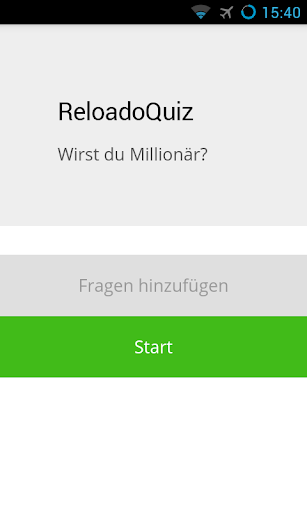 Wer wird Millionär ReloadoQuiz