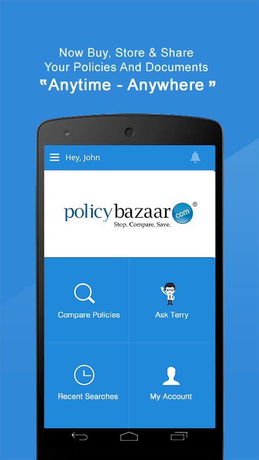 Policybazaar Android Apps On Google Play