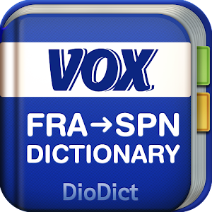 French->Spanish Dictionary 書籍 App LOGO-APP試玩