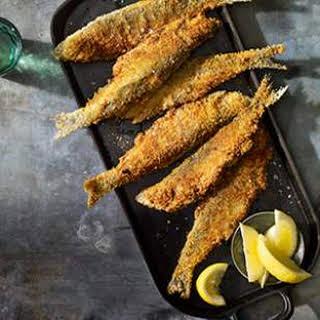Stuffed Fresh Sardines.