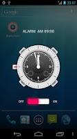 Screenshot of Alarm Clock
