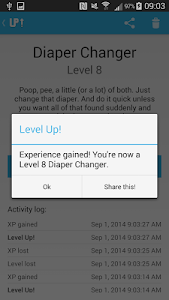 Level Up! screenshot 1