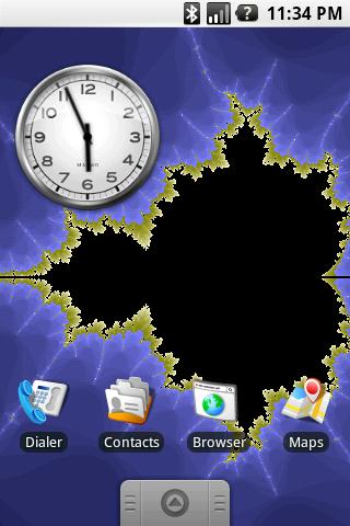 Mandelbrot Map 2- screenshot