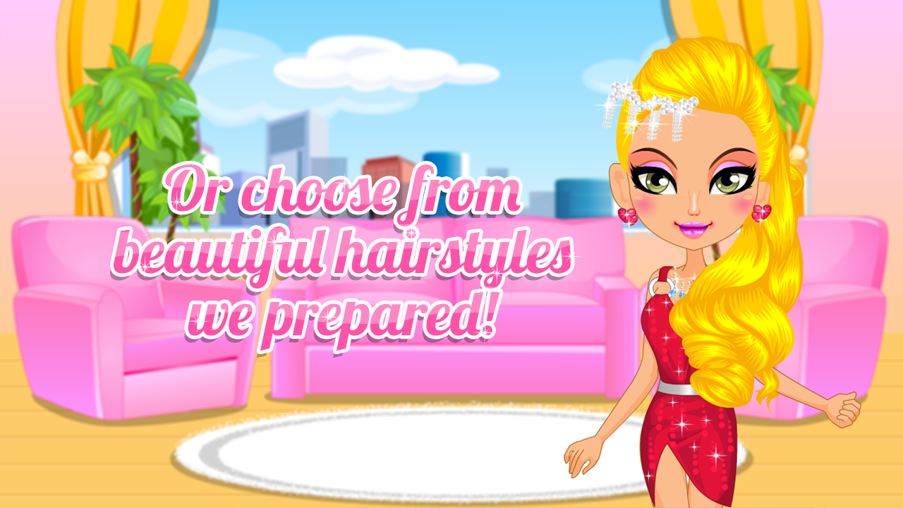 Fab Hair Salon- screenshot
