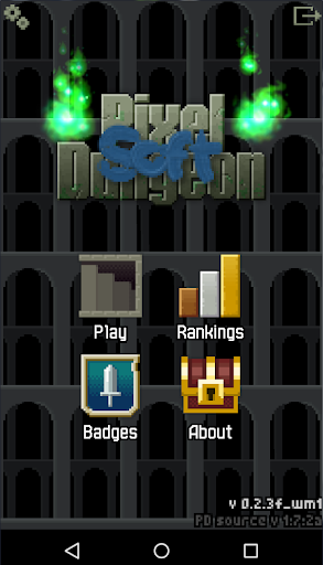 Soft Pixel Dungeon