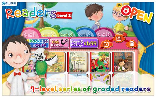 Readers Level 2