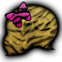 GO SMS THEME|ButterflyTiger logo