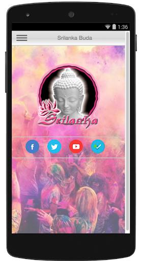 Srilanka Buda