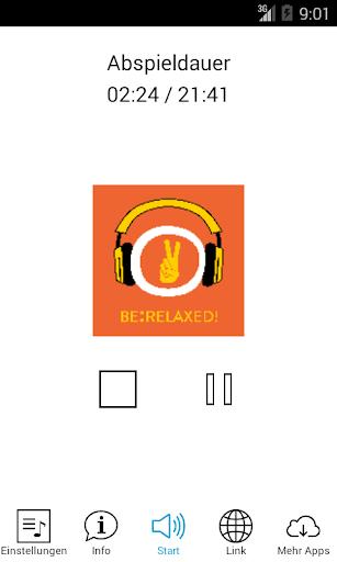 【免費教育App】Be:Relaxed! Hypnose-APP點子