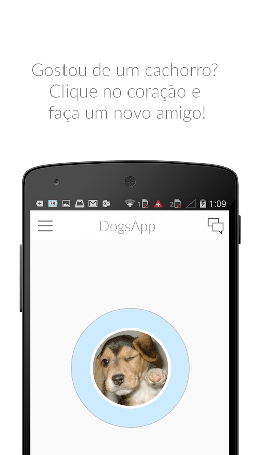 DogsApp- screenshot