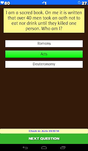 Who am I? (Biblical) 1.2.2_comAds screenshots 20