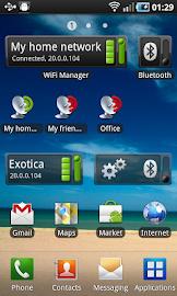 WiFi Manager Screenshot 1