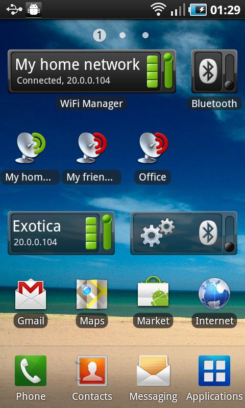 WiFi Manager Screenshot 4