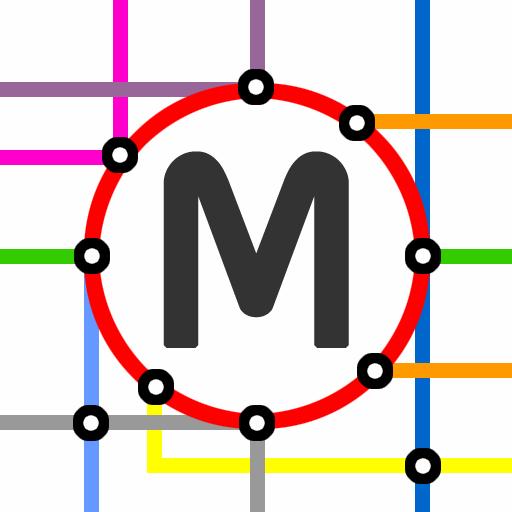 Seoul Metro Map LOGO-APP點子