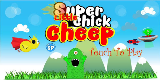 Super Little Chick Cheep GAME