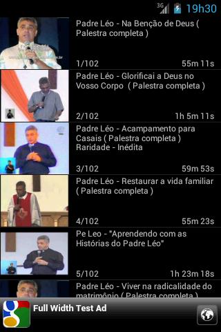 Pregações de Padre Léo