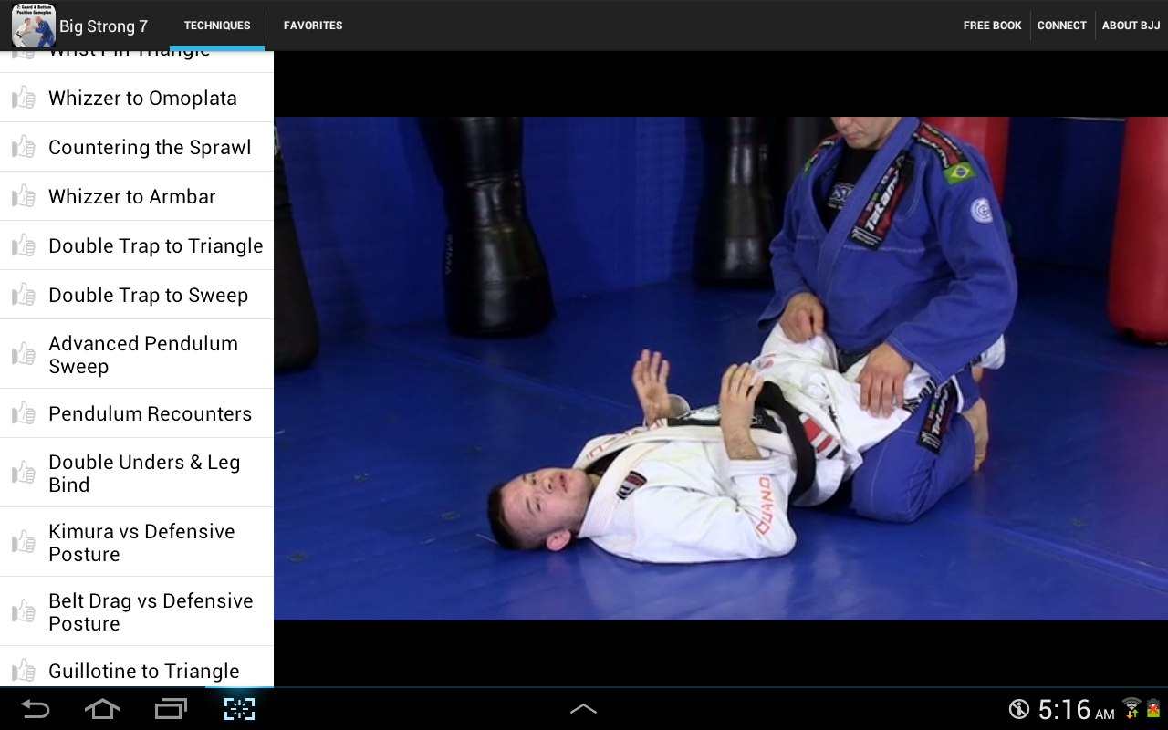 BigStrong7, Bottom Position - screenshot