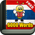 Learn Thai - 6,000 Words icon