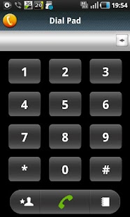 Navatalk Dialer - screenshot thumbnail