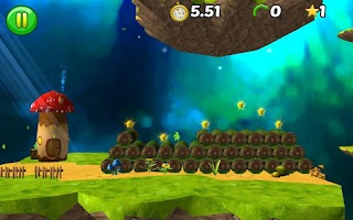 Screenshot of Flubby World