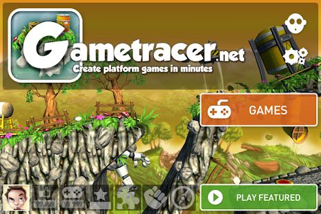 Gametracer- screenshot thumbnail