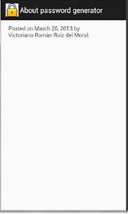 naptár generáló Jelszó generátor – Alkalmazások a Google Playen naptár generáló