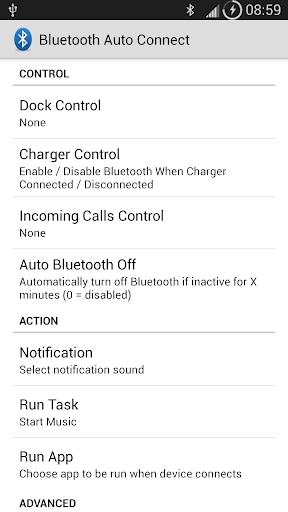 Bluetooth Auto Connect screenshots 2