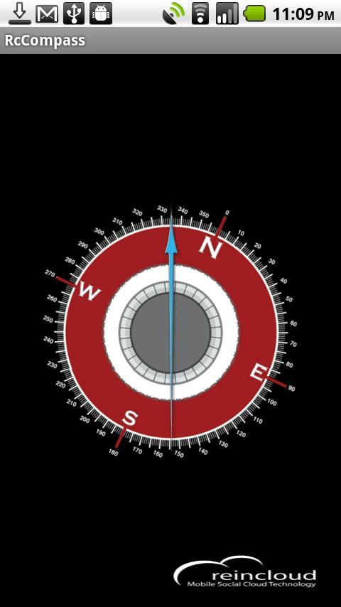 compass talk - screenshot