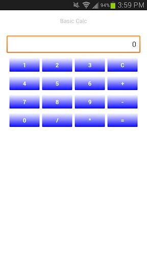 Basic Calc