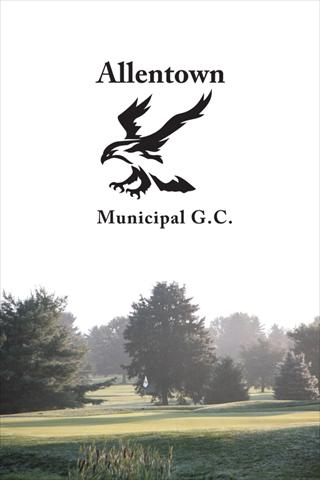Allentown Municipal Golf- screenshot