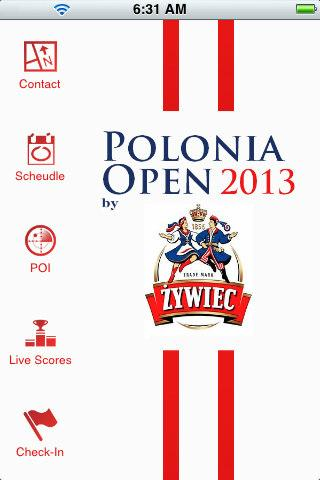 Polonia Open- screenshot
