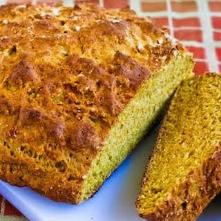 Agave-Sweetened100% Whole Wheat Irish Soda Bread.
