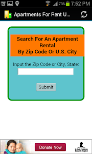 Apartments For Rent USA Finder screenshot 1