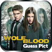 Wolf blood guess pictures