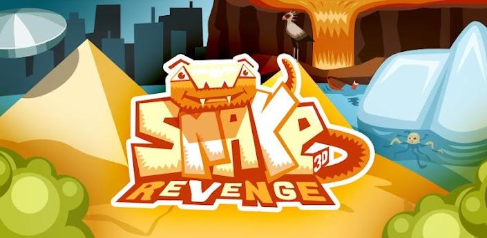 Snake 3D Revenge apk