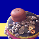 tibetan dice game SHO mobile app icon