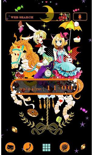 Alice's Halloween Wallpaper 1.0 Windows u7528 1