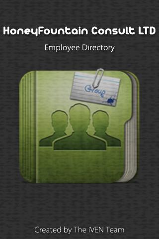 HFG Employee Directory