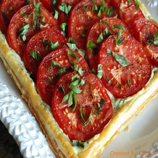 Tomato Recipes LOGO-APP點子