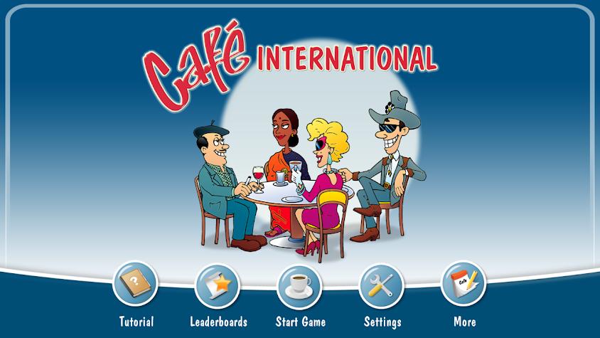 Café International Screenshot