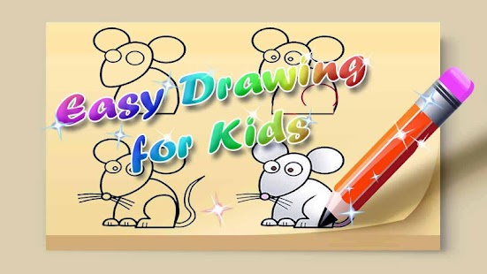 Easy Drawing for Kids - Android Apps on Google Play