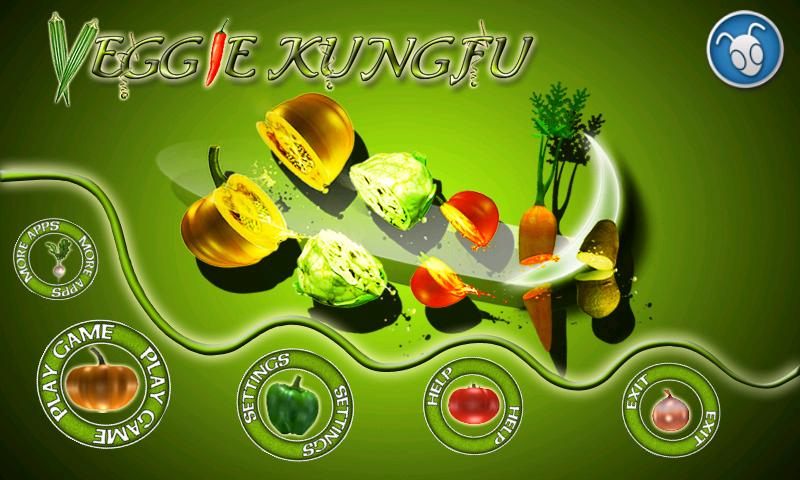 Veggie Kung Fu Free-girls game - screenshot